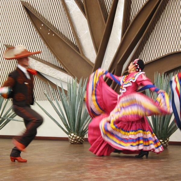 Kulturfestivals von Guadalajara Mexico