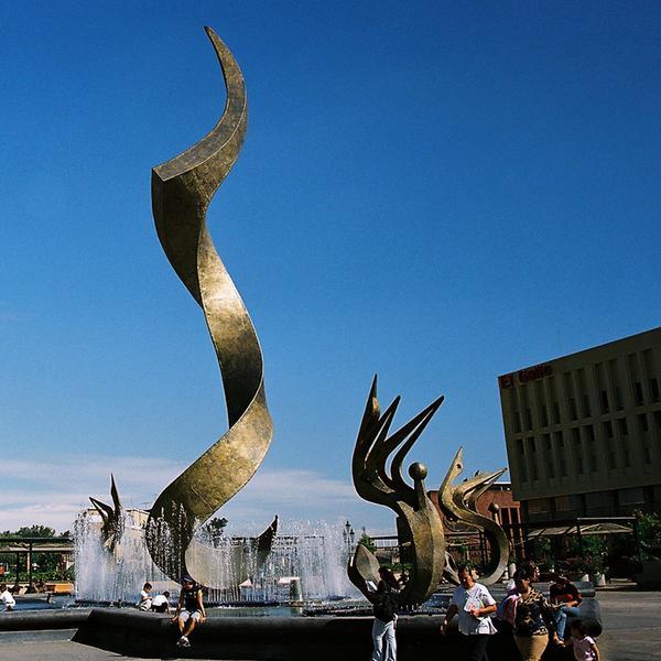 Gebäude und Sehenswürdigkeiten in Guadalajara. Kirchen ...