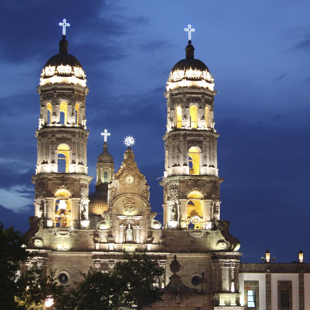 Touristenattraktionen Zapopan Mexico