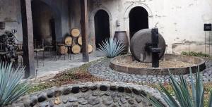uma cidade turística de Tequila