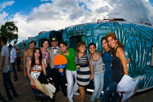 Tequila Express turisttåg Mexico