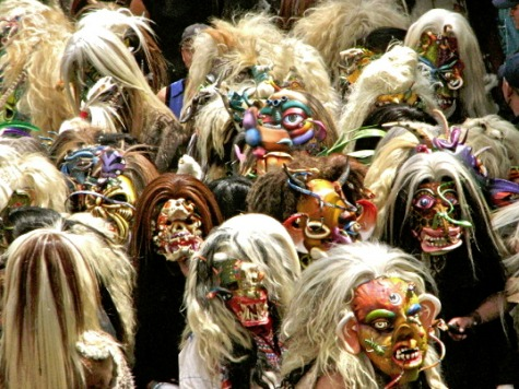 멕시코의 전통 무용