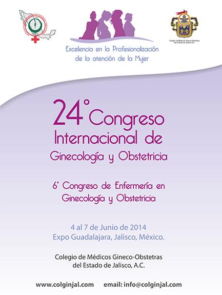 Congreso Internacional de Ginelogía Guadalajara 2014