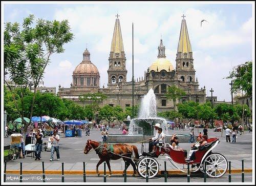 Paseo en Calandria Centro Guadalajara