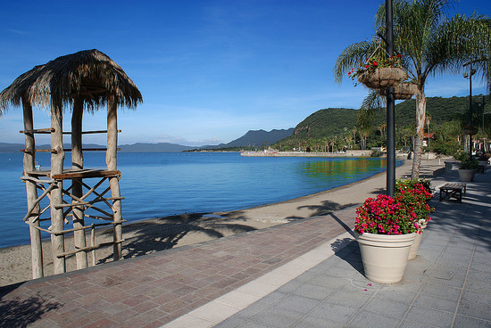 Malecon Lago de Chapala Jalisco Mexico