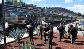 Tequila Jose Cuervo Express