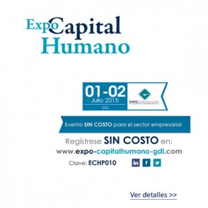 Expo Capital Humano Guadalajara 2015