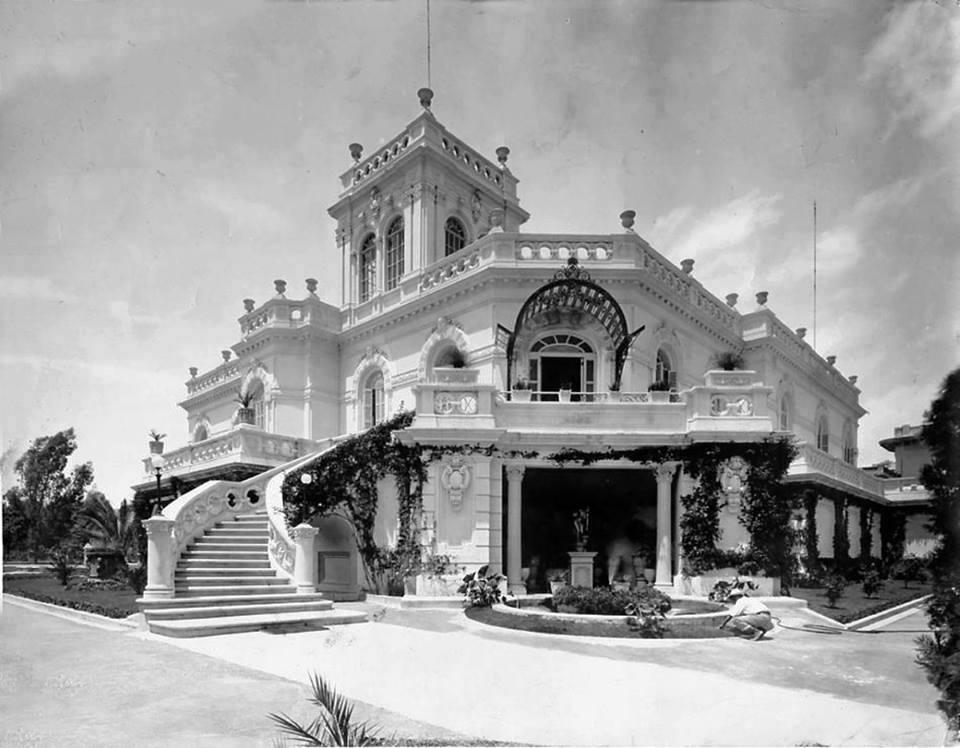Historia Paseo Chapultepec en Guadalajara Jalisco Mexico