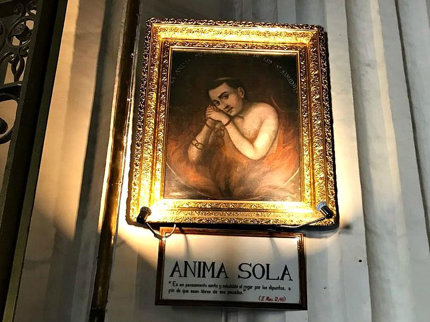 Historia de Anima Sola Catedral Guadalajara