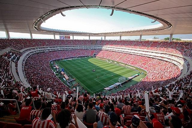 Estadio Akron Guadalajara Copa Mundial 2026