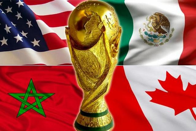 Mundial de futbol 2026 Mexico Norteamerica