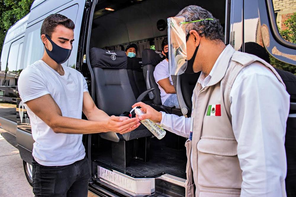 10 consejos como viajar nueva normalidad salir de tour en tiempos de post covid-19 en guadalajara con medidas de sanidad y sanitizacion