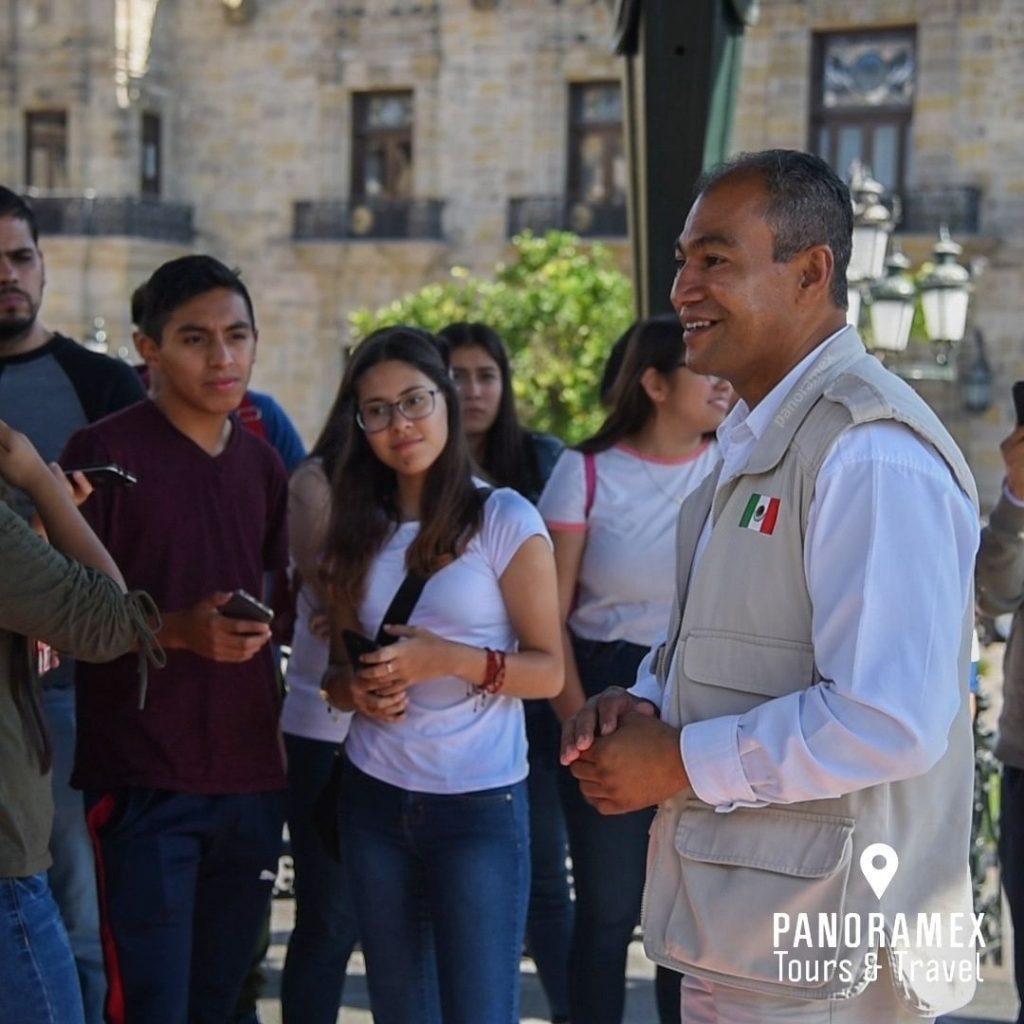 Tour Camina por el centro de Guadalajara y el Palacio de Gobierno en Guadalajara