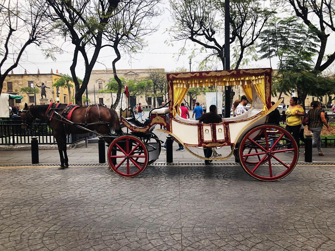 Lugares importantes del Centro de Guadalajara